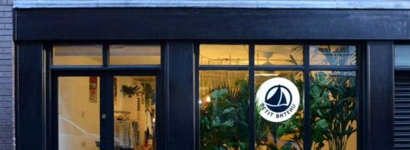PETIT BATEAU: un pop-up store a Londra per le collezioni adulto.
