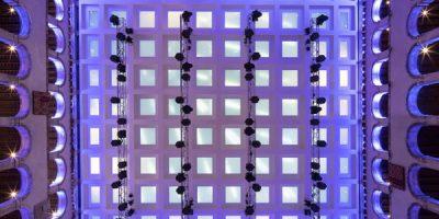 T FONDACO DEI TEDESCHI luxury mall in Venice.