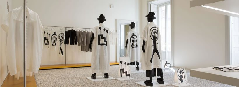 ISSEY MIYAKE apre a Milano il primo flagship store in Italia.