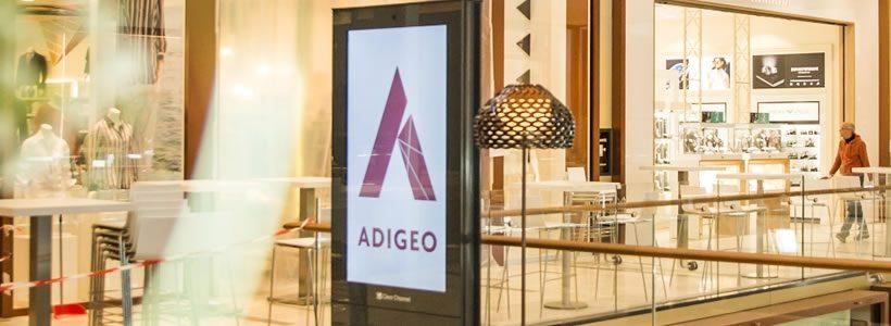 Inaugurato a Verona il Centro Commerciale ADIGEO.