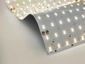 Cooledge luminous surfaces Euroshop 2017