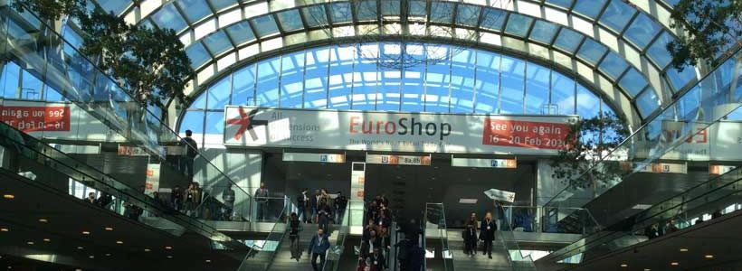 Al via oggi l'edizione 2017 di EUROSHOP.