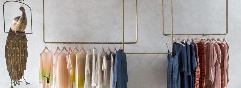 Lo Studio Montalba Architects firma il concept store del brand Raquel Allegra.