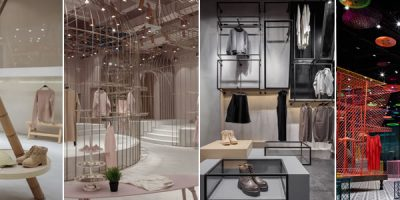 X+LIVING designed the JOOOS Fitting Room