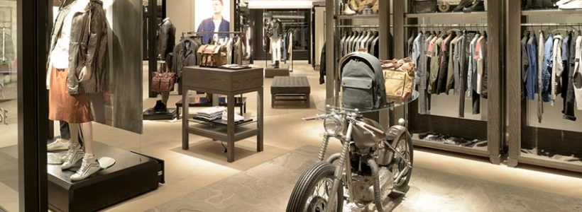 BELSTAFF apre il primo flagship store a Tokyo.