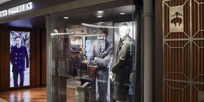 BROOKS BROTHERS Boutique, Habour City.
