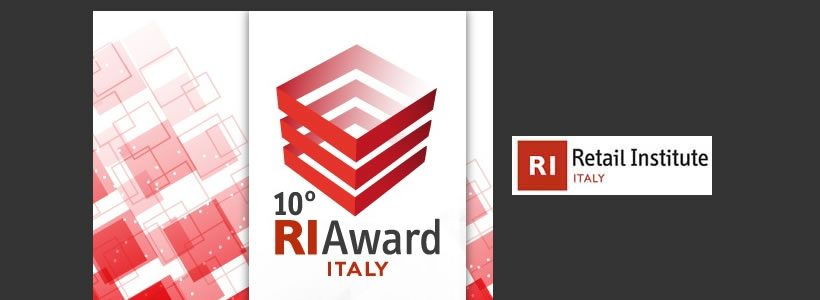 Finalisti e Gala Dinner Retail Institute Award Italy 2017