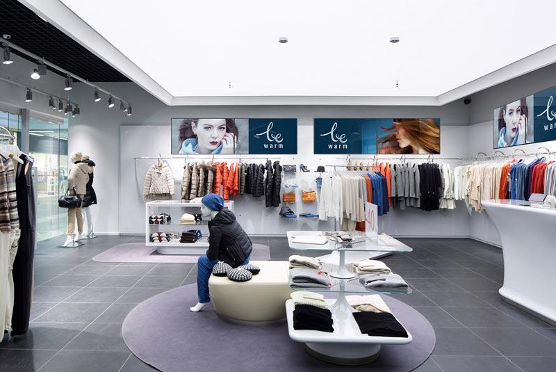 retail signage NEC Display Solutions