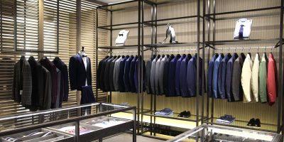 LARDINI apre a Tokyo la prima boutique monomarca in Giappone.