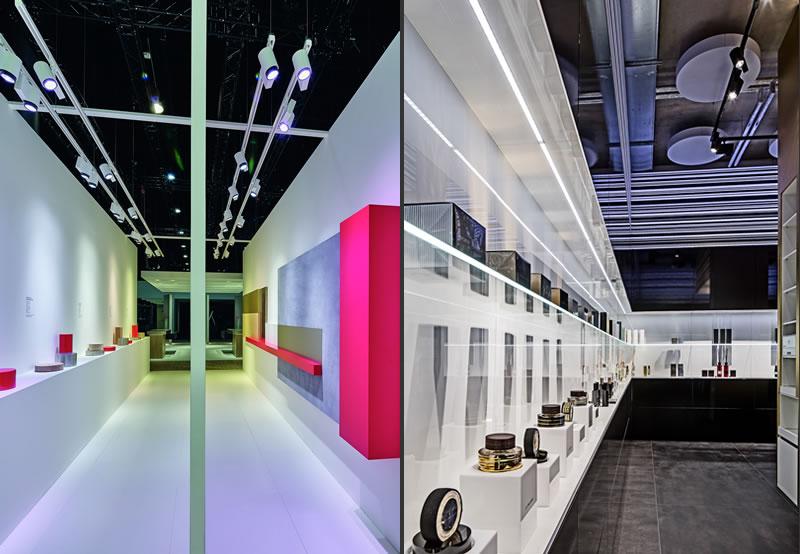 Baro illuminazione settore retail