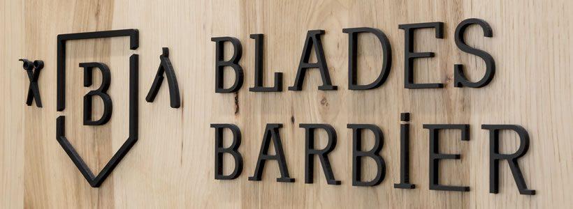 BLADES BARBIER Quebec City, Canada.
