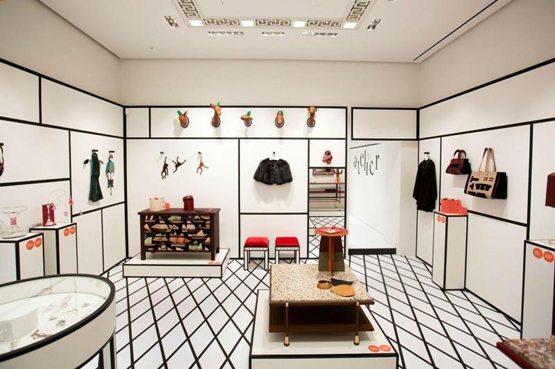 Hermes Roma temporary store Petit h