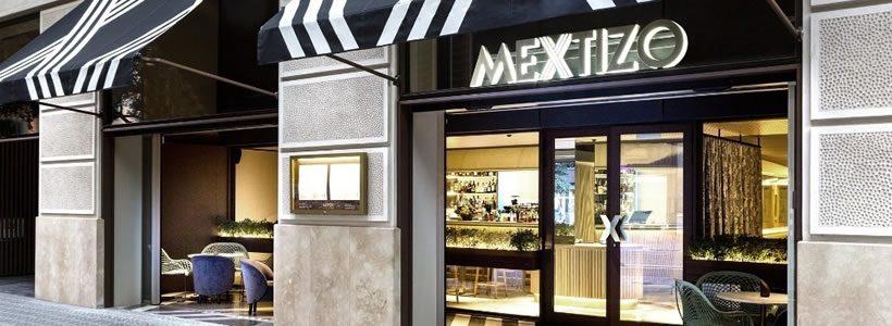 Sedute BROSS per il Mextizo Restaurant di Barcellona.