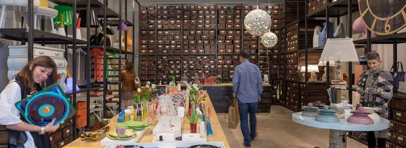 The Creative Spot: a Fidenza Village un pop up store che racconta di design e moda.