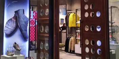 GEOX presents its revolutionary X STORE CONCEPT.