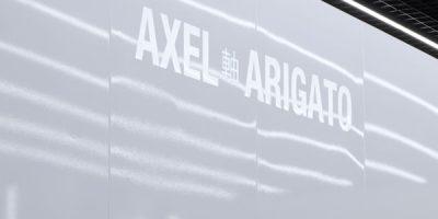 AXEL ARIGATO, London.