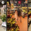 6milioni di persone ogni giorni camminano su pavimenti Gerflor, anche facendo la spesa nei punti vendita Carrefour Italia.