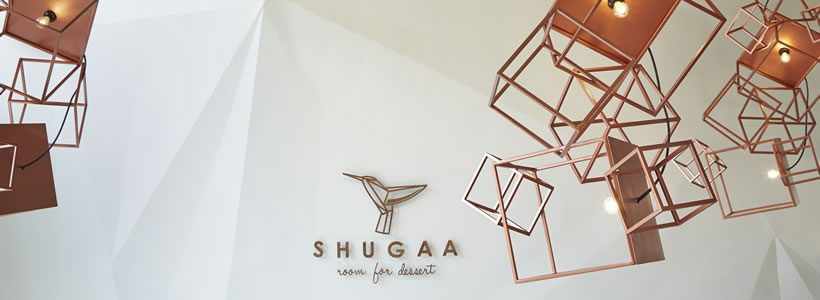 SHUGAA room for dessert, Bangkok.