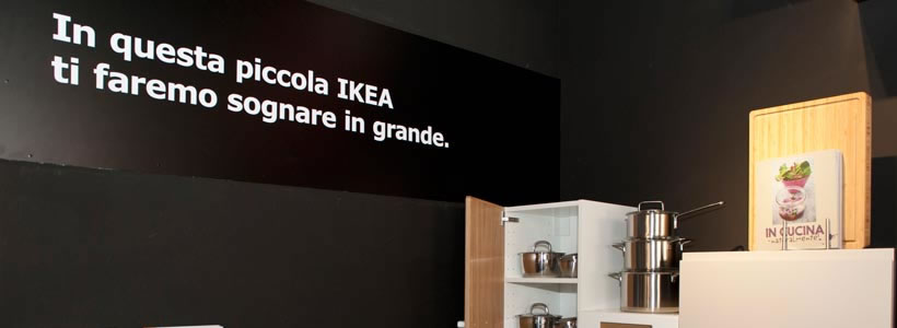 A roma il primo pop up store italiano di ikea an - Ikea porta di roma telefono 06 ...