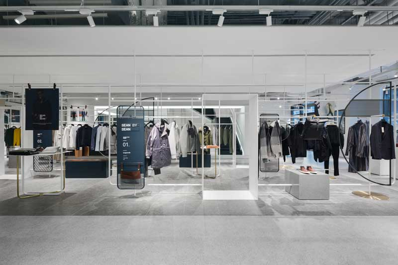 rigi design magmode hangzhou kerry center store