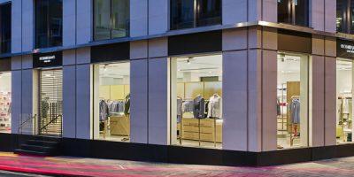 Richard James Flagship Savile Row, London