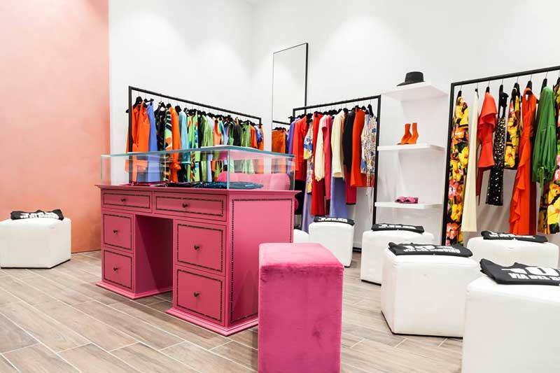 Compagnia Italiana flagship store Roma