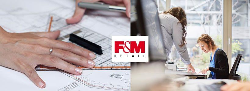 Lumberjack e Liviana Conti scelgono F&M RETAIL per sviluppare i loro brand.