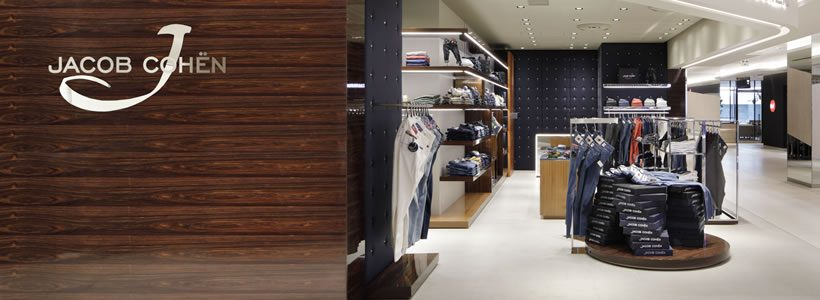 Jacob Cohën Boutique Ginza Six, Tokyo