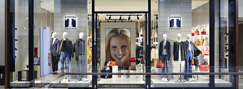 Il Gruppo TRUSSARDI presenta il nuovo Concept Store  T' TRUSSARDI.