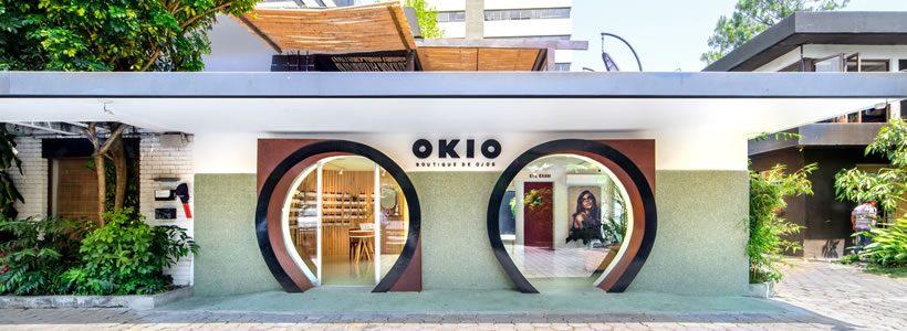 OKIO, la boutique dell'occhiale, Guatemala.