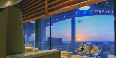 La luce di BUZZI & BUZZI illumina Oriana Beauty Salon & Spa di Jeddah.