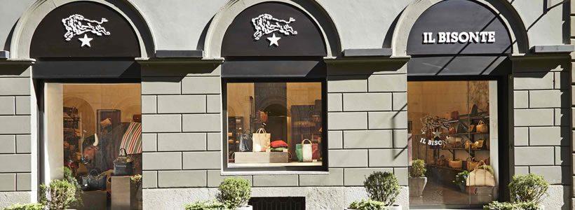 IL BISONTE inaugura una boutique nel cuore di Milano.
