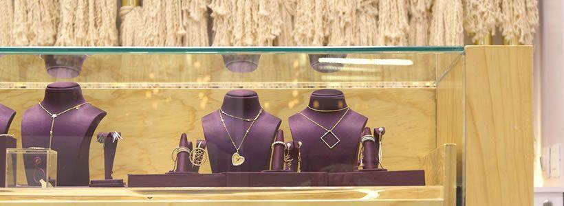ALESSA Jewelry Store Guatemala City.
