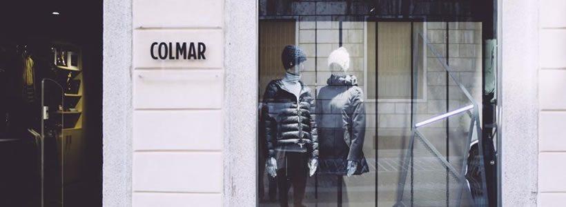Colmar apre a Monza, città di origine del brand.