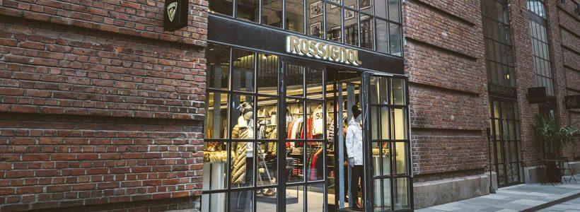 ROSSIGNOL sceglie Oslo per il suo primo flagship store.