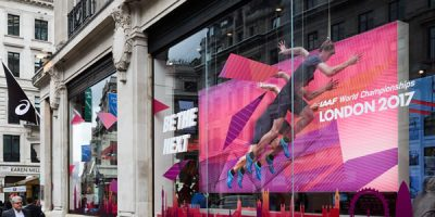 ASICS opens its largest state-of-the-art Flagship Store on London's Regent Street