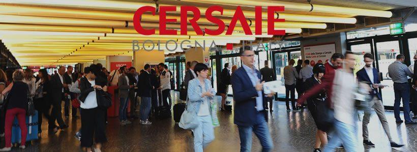 Cersaie 2017 supera le 111.000 presenze. In crescita sia gli operatori esteri che gli italiani.