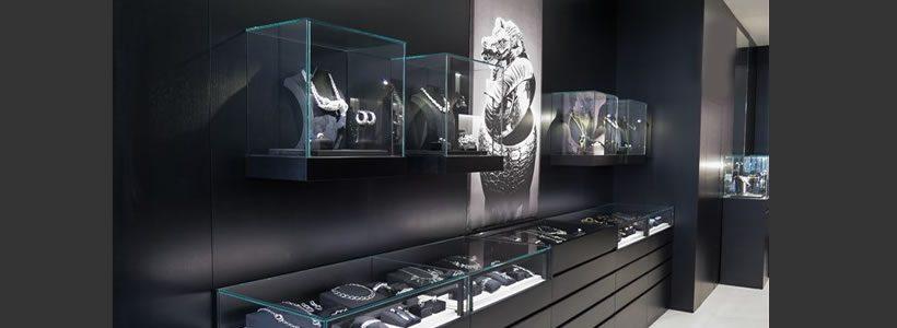 Nuova boutique a Londra  per GIOVANNI RASPINI.