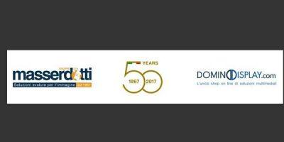 I MIEI PRIMI 50 ANNI. In occasione del prestigioso anniversario Gruppo Masserdotti annuncia importanti novità.