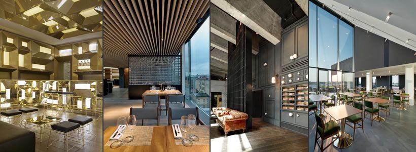 Piuarch: quattro ristoranti per celebrare l'arte dell'ospitalità.
