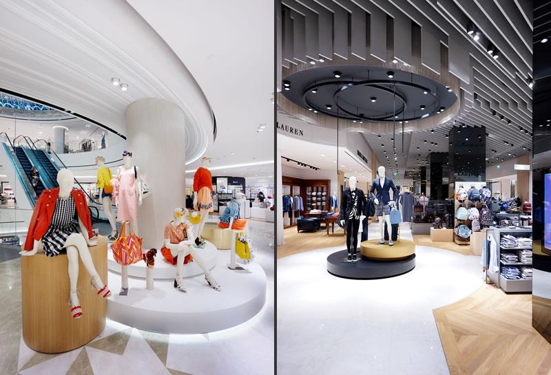 retail design plajer franz galeries lafayette istanbul