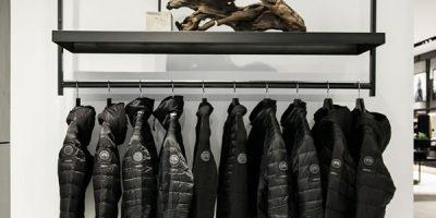 Canada Goose apre a Londra  il suo primo flagship store europeo