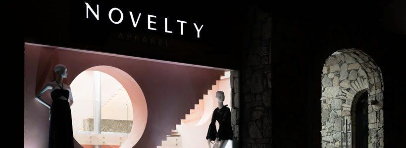 NOVELTY Boutique Monterrey, Mexico.