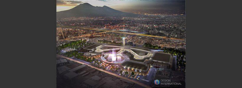 POMPEII MAXIMALL, il più grande centro commerciale del Sud Italia