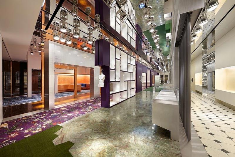 Parigi aperture negozi lusso