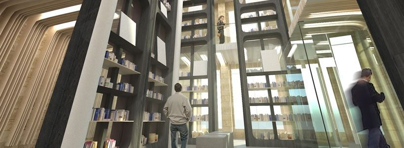 re_Forum: The Novel Bookstore
