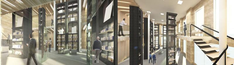 re forum The Novel Bookstore