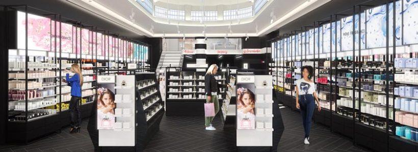 La new Sephora Experience invade il centro storico di Roma