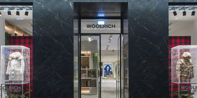 WOOLRICH: aperto il primo flagship store a Milano.