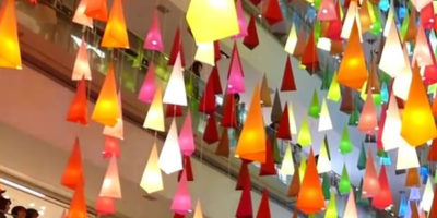 Christmas Forest in 100 colors – Omotesando Hills Christmas 2017 with Panasonic Beauty